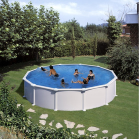 Forro Gresite para piscinas circulares de Gre