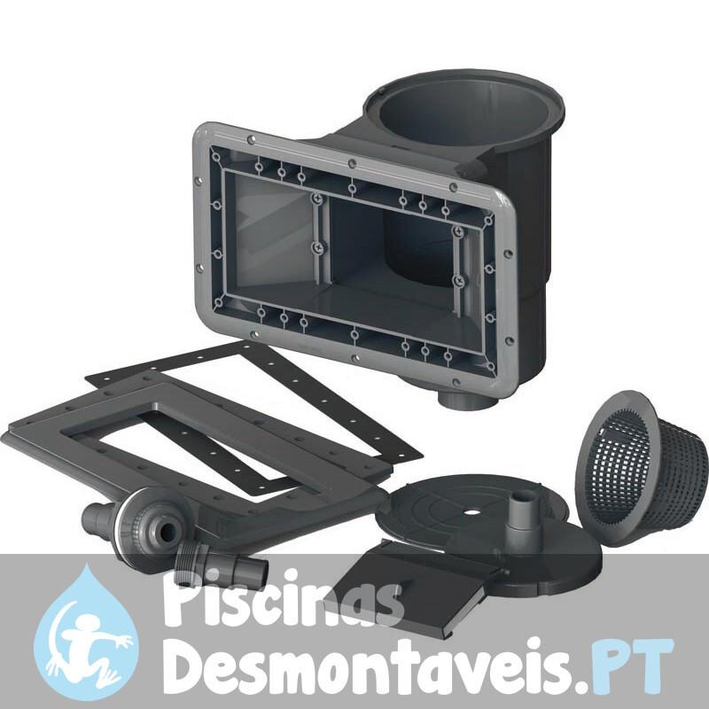 Piscina Enterrada StarPool 500x300x120 PEOV5027