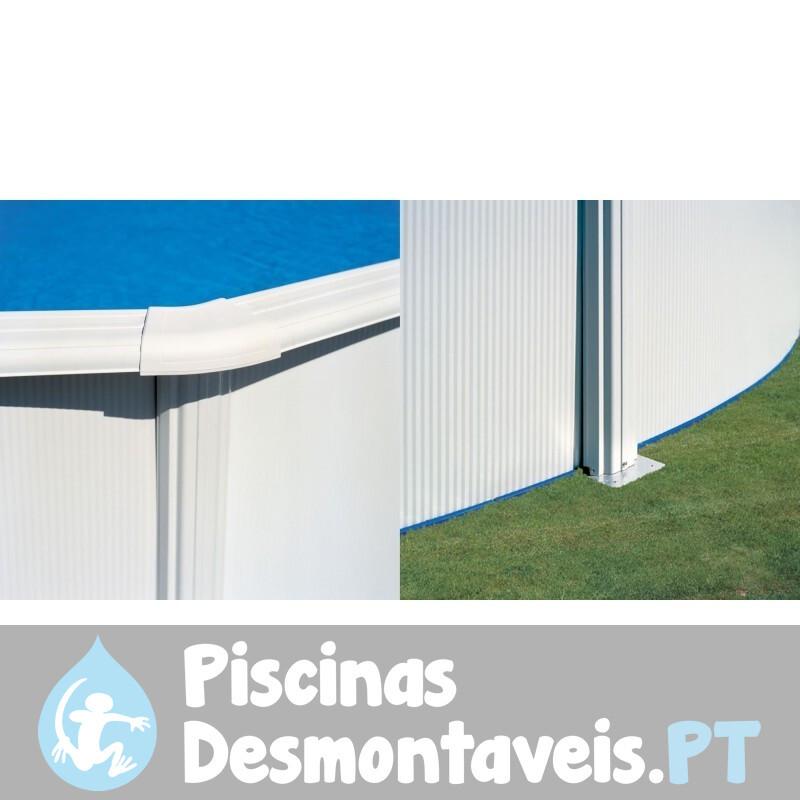 Piscina Enterrada StarPool 915x470x120 PEOV9127