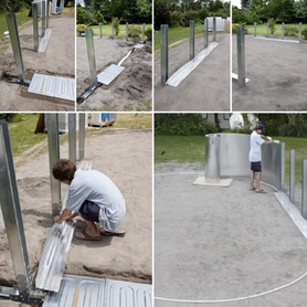 Protetor de Chão de Piscina Floor Protetor Gre MPF509