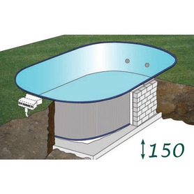 Bomba de Calor Gre para piscinas até 120 m3 778393