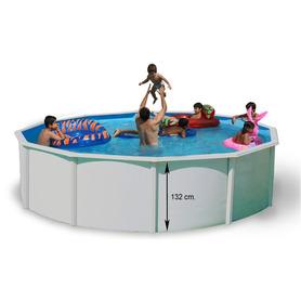 Forro Azul para piscinas ovais de Gre
