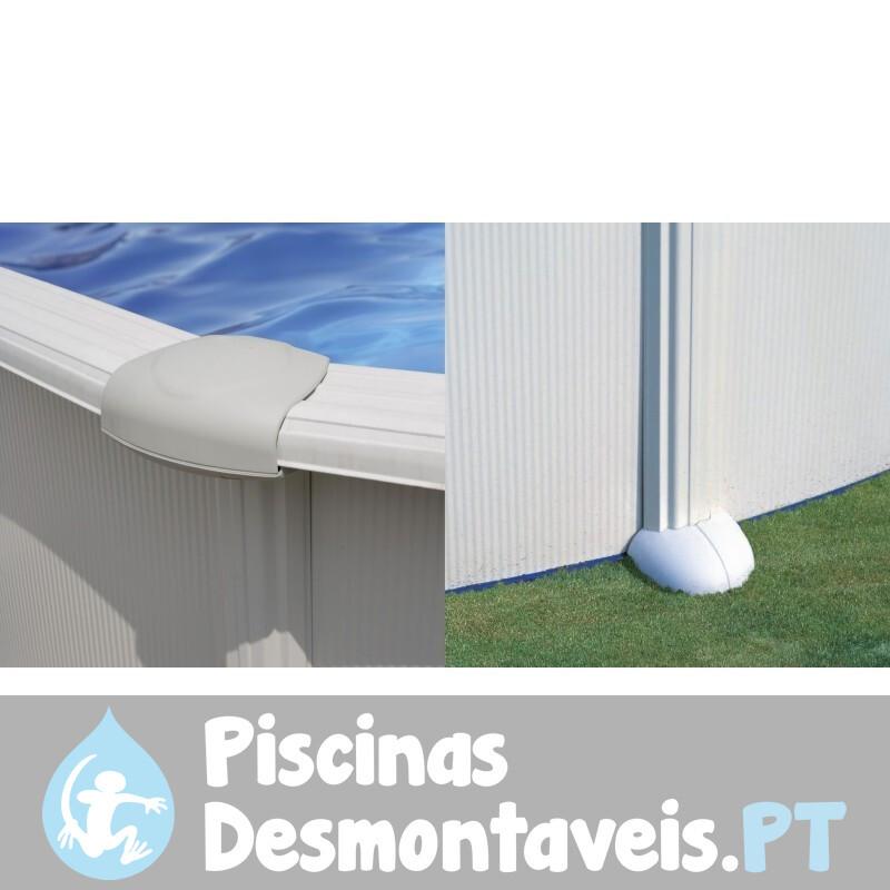 Piscina Gre Atlantis 610x375x132 KITPROV618