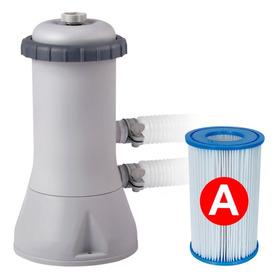 Piscina Intex Ultra Frame 488x122 cm Set Filtro Areia 28324