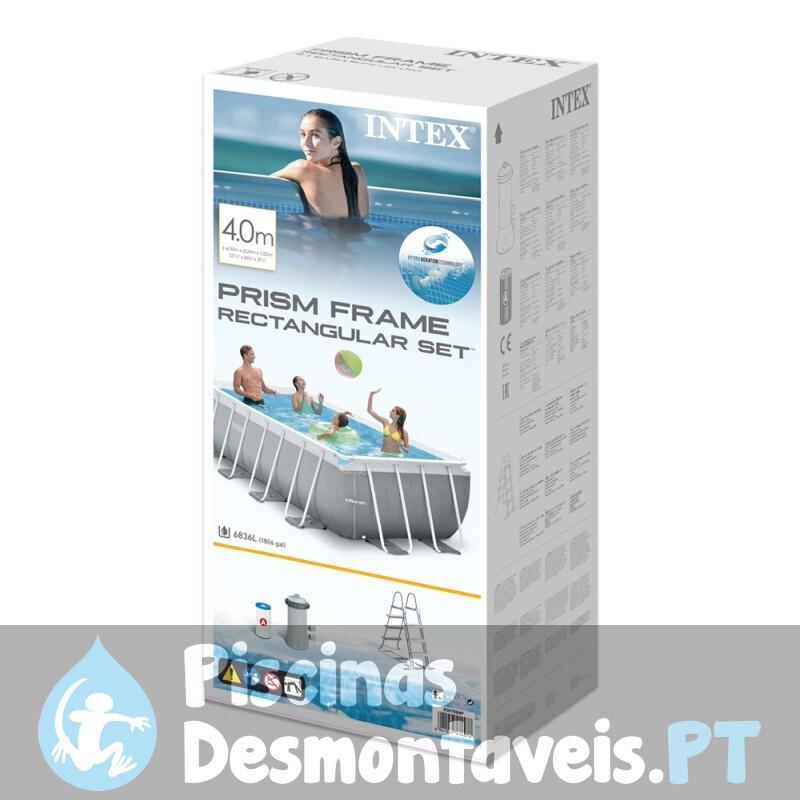 Piscina Intex Ultra Frame 427x107 cm 26310