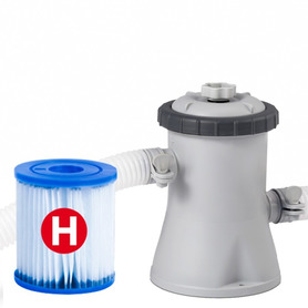 Piscina Familiar Cabana 310x188x130 Intex 57198