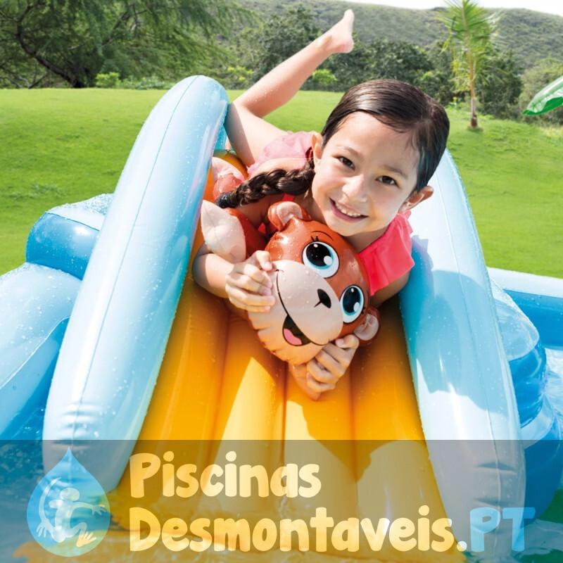 Piscina toi pinus 550x366x120 8380 for Piscinas desmontables toi