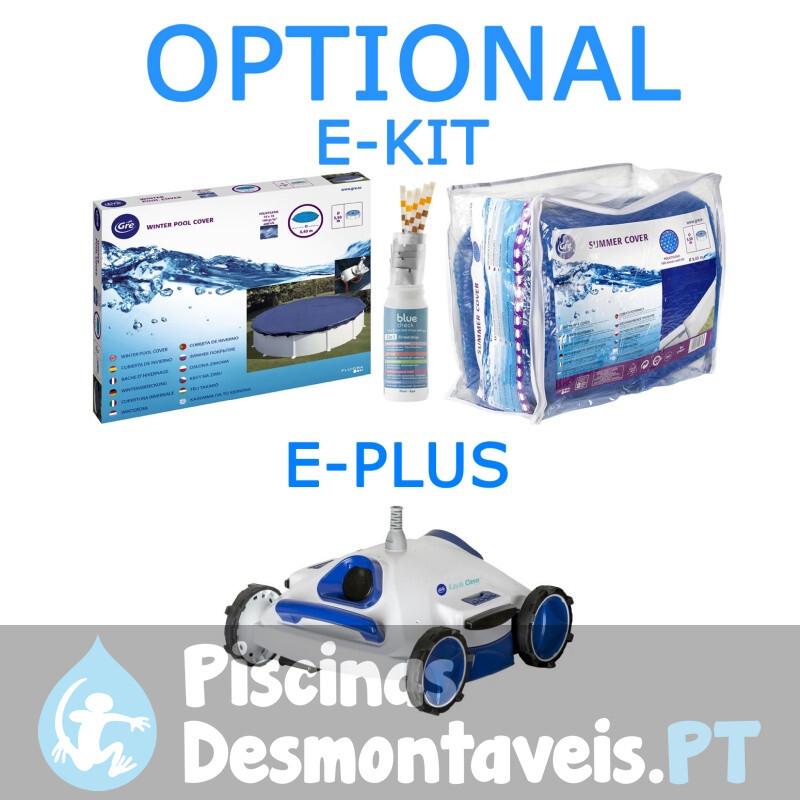 Piscina Gre Pacific 460x120 KIT460W