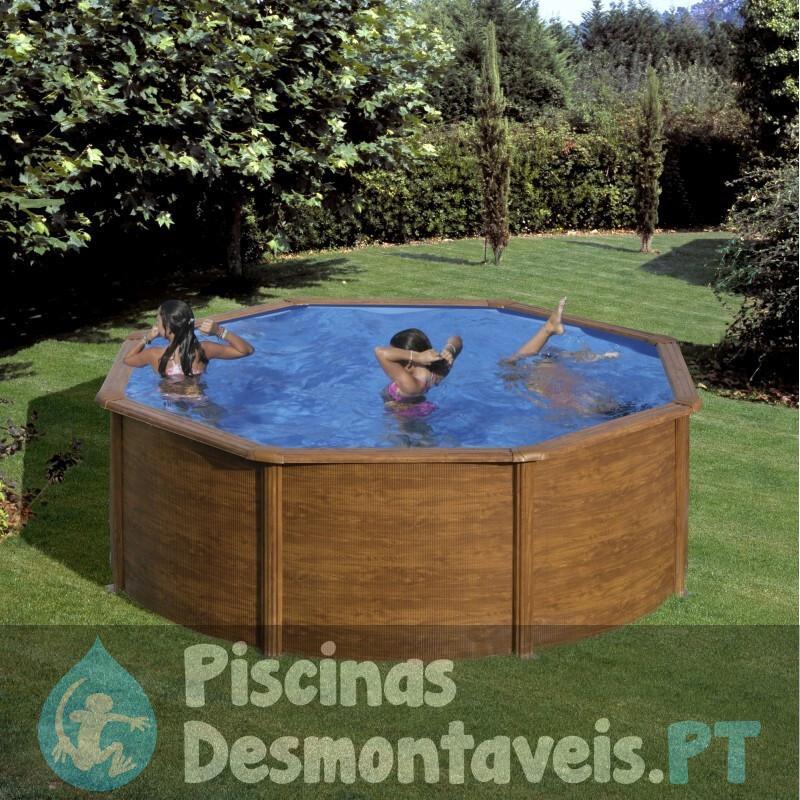 Piscina Gre Mauritius 500x300x132 KITPROV508WO