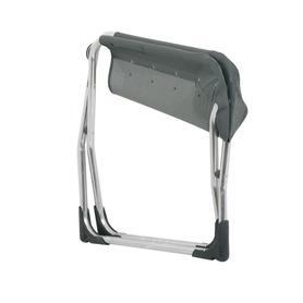 Cama com apoios de braço e encosto 7 posições de alumínio