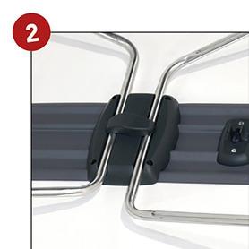 Piscina de Composite QP C11 390x120 615331C