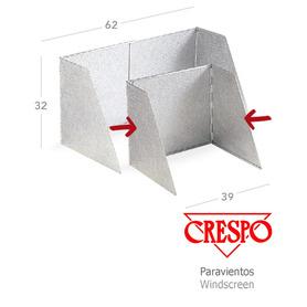 Poltrona Air-Deluxe de alumínio com 7 posições encosto de cabeça compact
