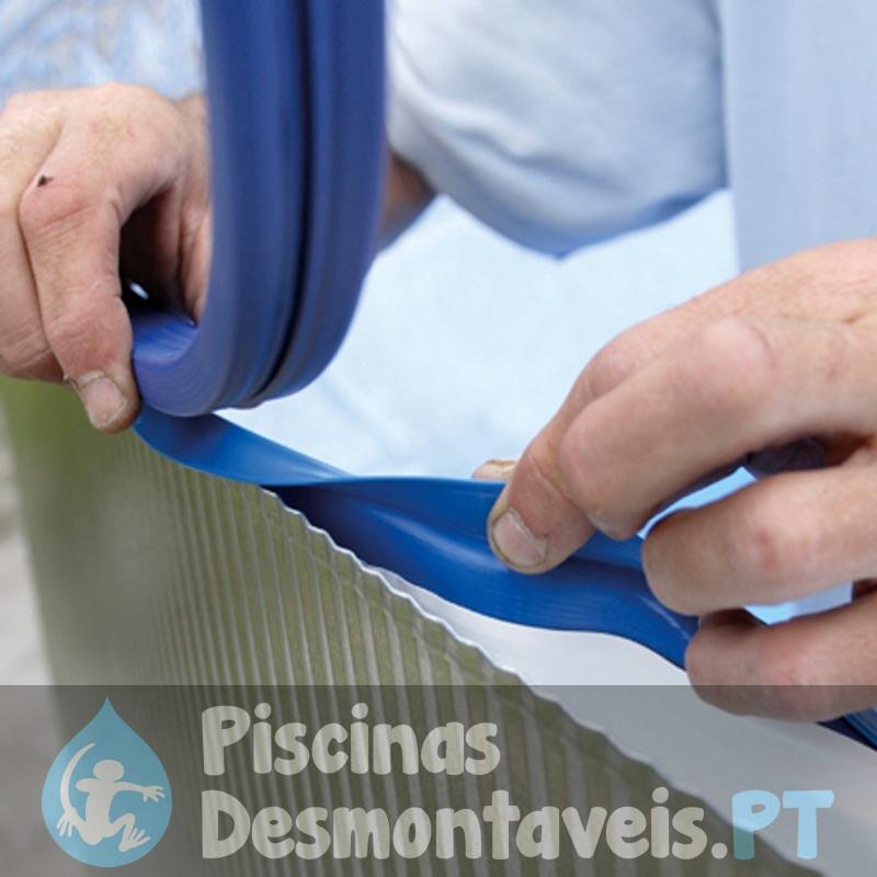 Piscina Intex Ultra Frame 549x132 cm Set Filtro de Areia 26332