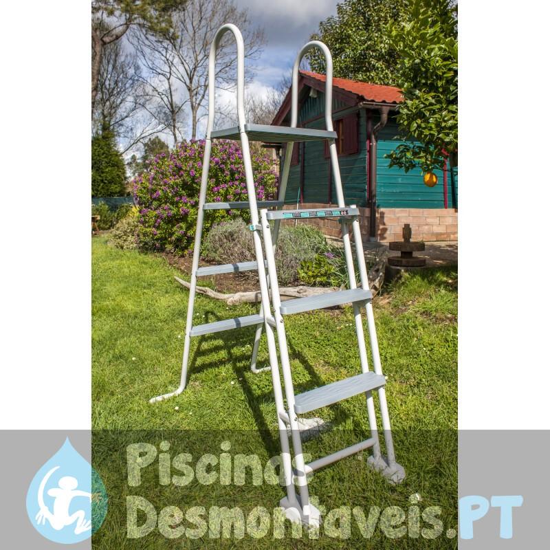 Piscina Gre Cerdeña 460x120 KIT460PO
