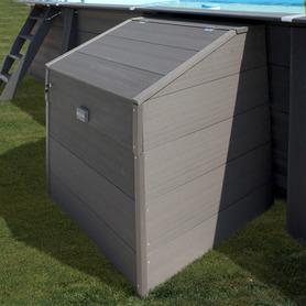 Coberturas Isotérmicas para piscinas enterradas Gre