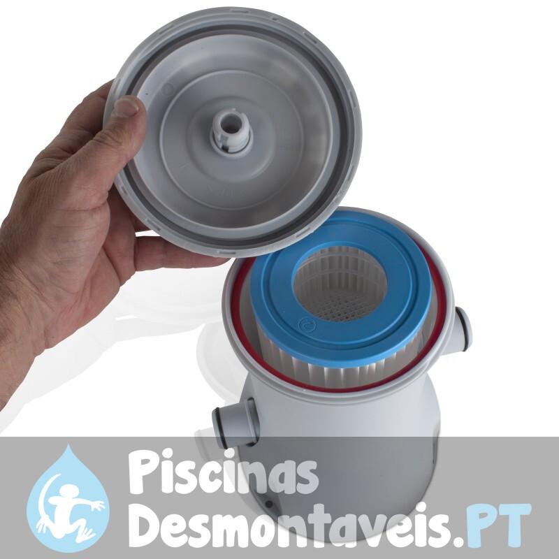 Toldo para Piscinas Intex de 366 a 549 cm 28050
