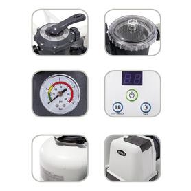 Tapetes de Chão para Piscinas Gre Circulares