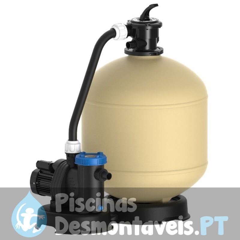 Filtro de Areia Intex 6 m3/h 26646