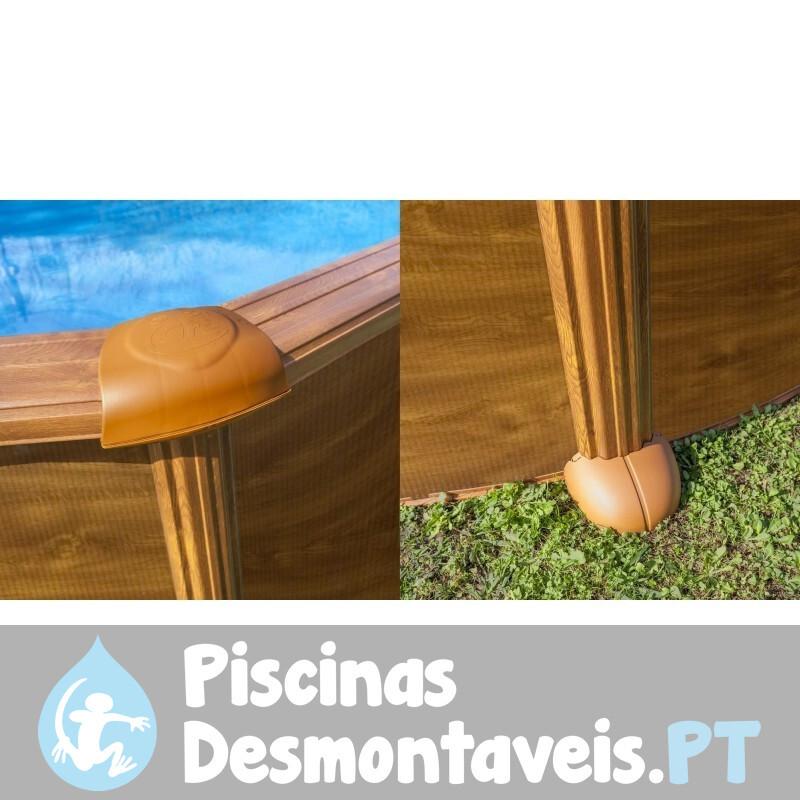 Piscina Gre Córcega 350x132 KITPR358PO