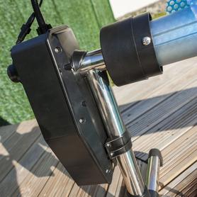 Chuveiro Solar 35 l PVC Imitação Madeira Gre AR1035W