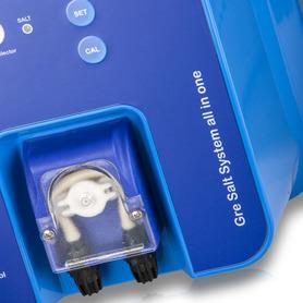 Combo Filtro de Areia e Cloração Salina ECO Intex 28680