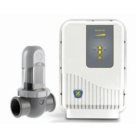 Chuveiro Solar 35 l PVC Frontal Silver Gre DSPS35