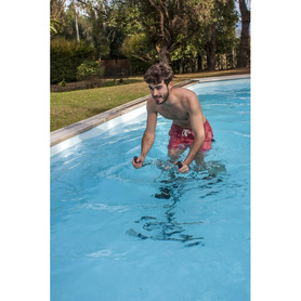 Recuperador de água de piscina Kristal 10 litros 4702