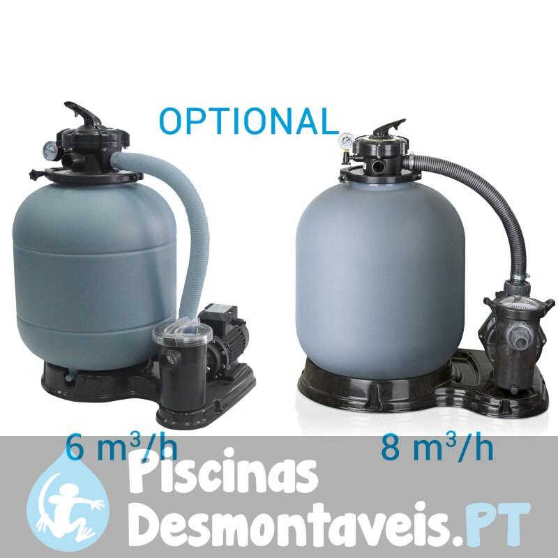 Piscina Gre Córcega 610x375x132 KITPROV618PO