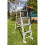 Piscina Gre Santorini 610x375x132 KITPROV6188PO