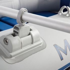 Peças de Reposição Piscinas Redondas Imitação Madeira de 132 cm