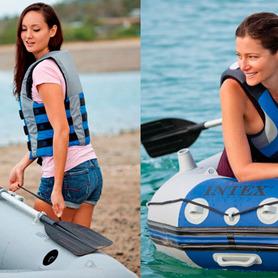 Peças de Reposição Piscinas Ovais Imitação Madeira com Sistema Omega de 132 cm