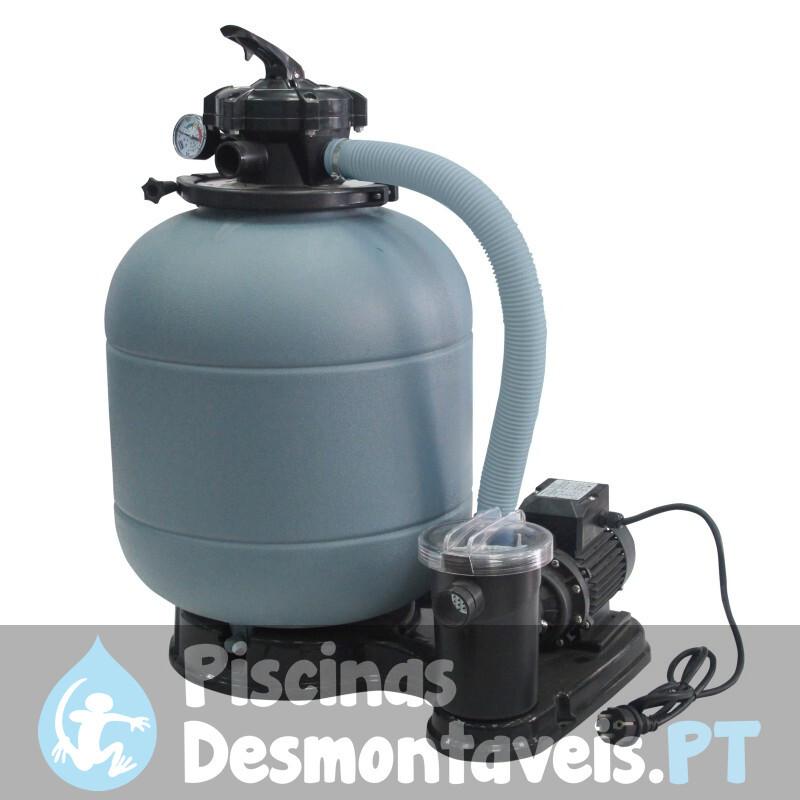 Piscina Gre Granada 460x132 KITPR458GF