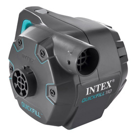Insufláveis Gigante Ilha Unicórnio Party 503x335x173 cm Intex 57266