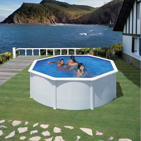 Piscina Gre Fidji 460x120 KIT460ECO