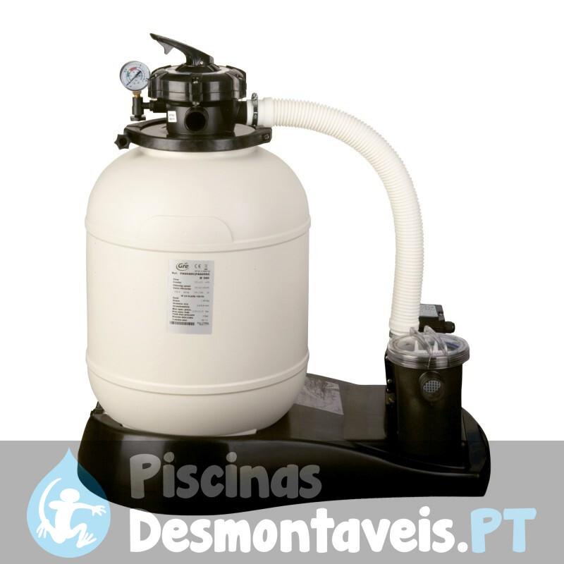 Piscina Gre Island 490x120 KITNP462