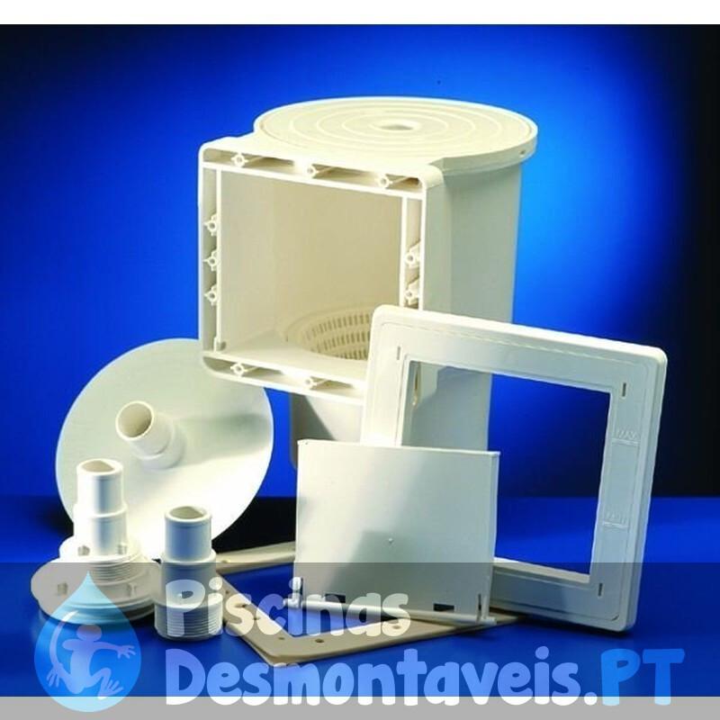 Piscina Gre Fusão 520x370x135 KITPROV520H