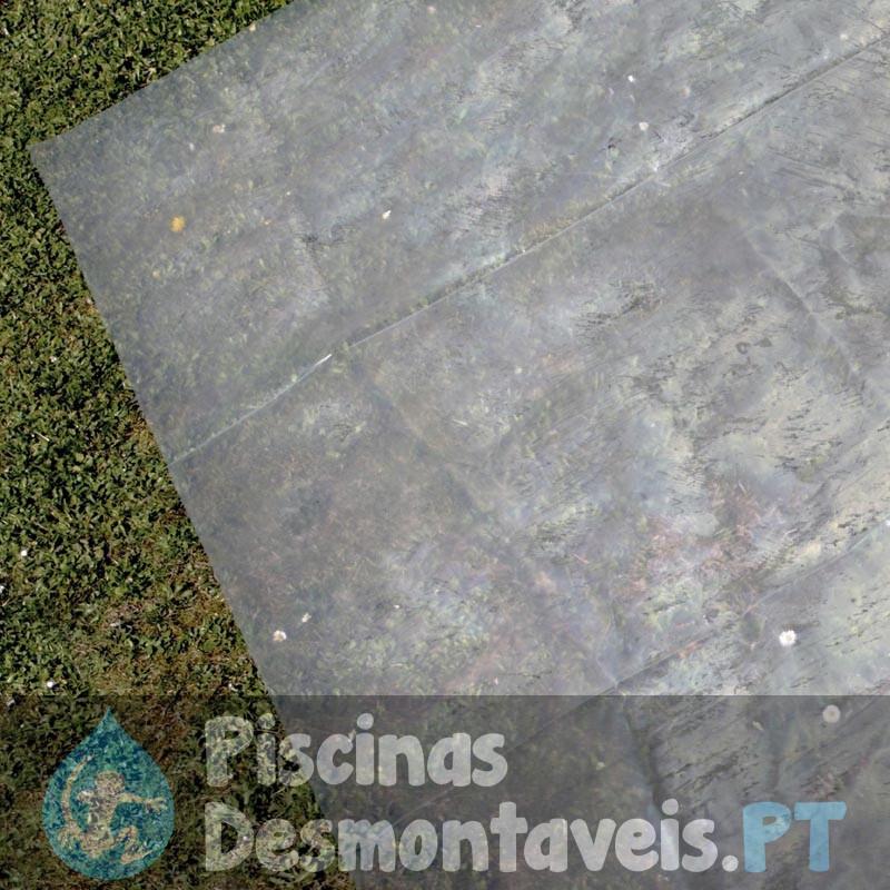 Piscina Enterrada Gre Sumatra 350x120 KPE3527