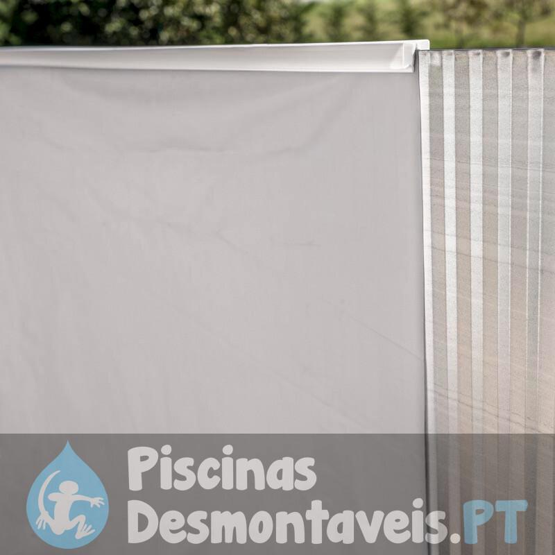 Piscina StarPool Branca 610x375x120 P610ECO