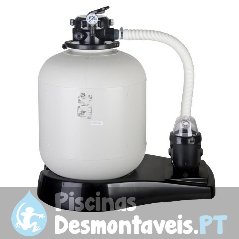 Piscina StarPool Branca 730x375x132 PROV738