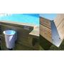 Piscina Enterrada Gre Madagascar 500x300x150 KPEOV5059