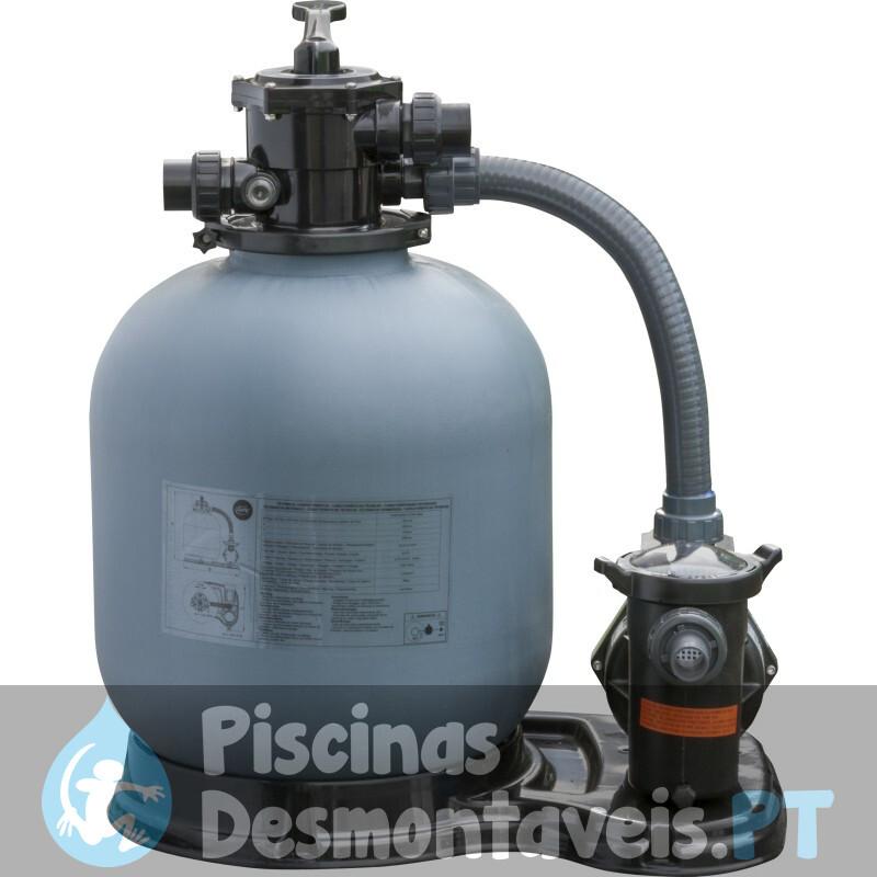 Piscina Enterrada StarPool 350x120 PE3527