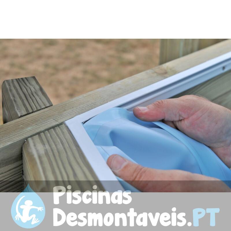 Piscina StarPool Sem Colunas 610x375x132 PROV6188