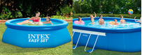 Piscinas Intex Easy Set