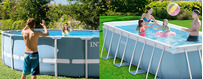 Piscinas Intex Prisma Frame