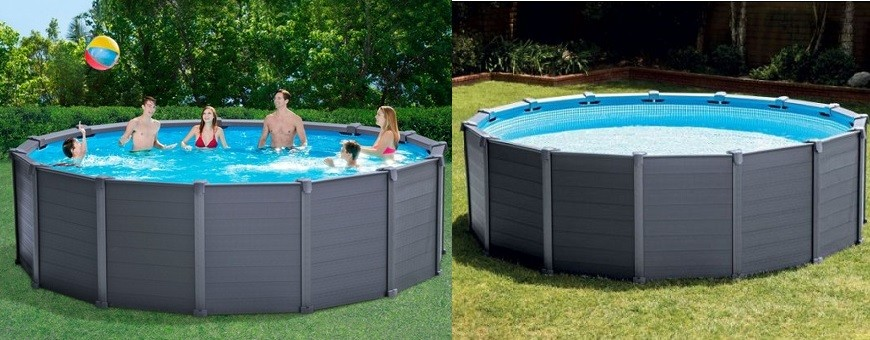 Piscinas Intex Sequoia Spirit