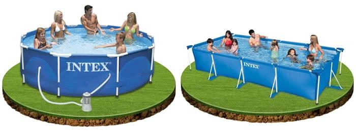 Piscinas de lona for Lona piscina redonda