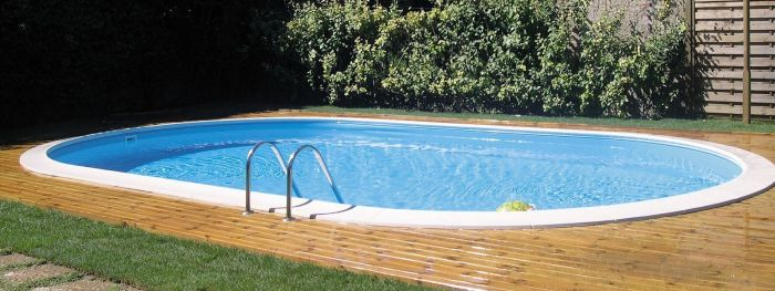 Piscinas enterradas for Piscinas gre enterradas